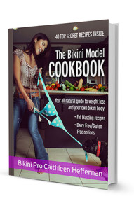 The Bikini Model Cookbook New Recipe Update