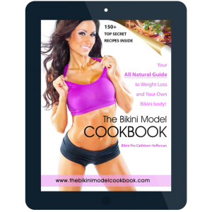 Tablet The Bikini Model Cookbook
